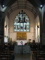 St Johns Church Interior