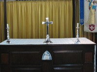 St Johns Lady Chapel Altar