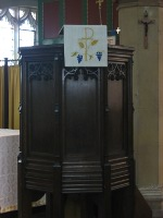 St Johns Pulpit