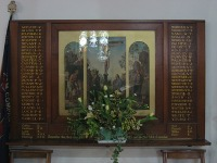 St Johns War Memorial